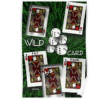Wild Card Poster Poster