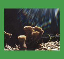 Fungal Flarey Webs One Piece - Short Sleeve