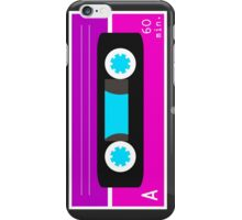 Very 80s Cassette iPhone Case/Skin