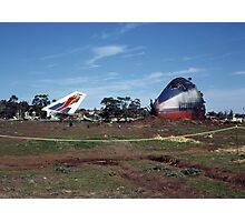 Movie set. Adelaide suburbs. Photographic Print