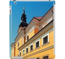The village church of Hofkirchen / Mkr I | architectural photography iPad Case/Skin