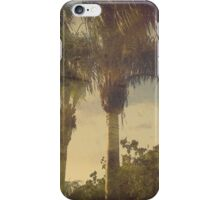 Palm Trees in the Wind iPhone Case/Skin