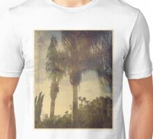 Palm Trees in the Wind Unisex T-Shirt