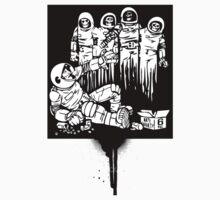 Spacemen by Harrison  Evans