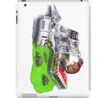 Beginnings - Teenage Mutant Ninja Turtles iPad Case/Skin