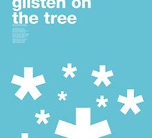 The snowflakes glisten on the tree (Snowblind, Black Sabbath) by Guilherme Pontes