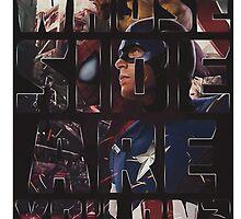 Captain America Steve Roger by greylock