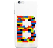 """B"" iPhone Case/Skin"