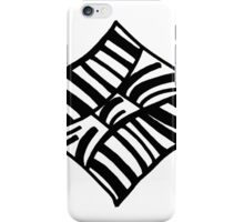 BW Bows iPhone Case/Skin