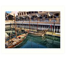 Kuwaiti Scientific Center Art Print