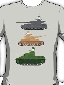 Battle Tanks T-Shirt