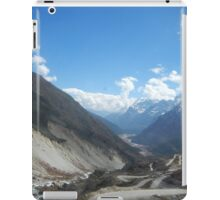 escape to the nature. iPad Case/Skin