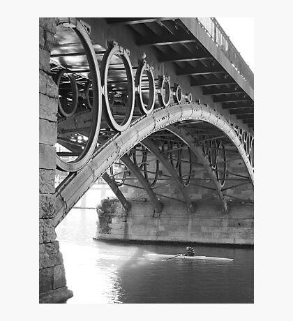 The Bridge of Triana Photographic Print
