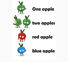 One Apple Two Apple Unisex T-Shirt