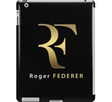 Roger Federer iPad Case/Skin
