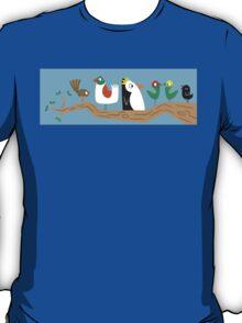 Birds in a Tree T-Shirt