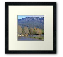 Paradise - Tasmania Framed Print
