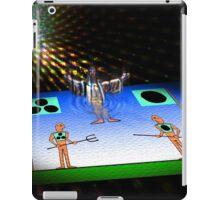 Flat Messiah iPad Case/Skin