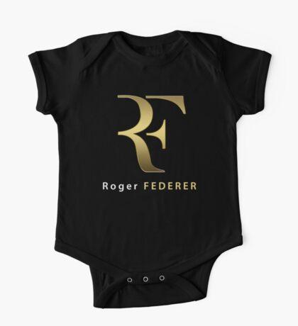 Roger Federer One Piece - Short Sleeve