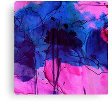 wild colors Canvas Print