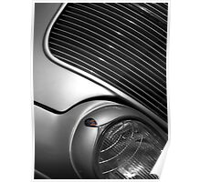 1934 DeSoto Airflow Grill #2 Poster