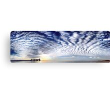 Kwinana Sky (Multi Row Panorama!)   Canvas Print