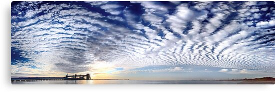 Kwinana Sky (Multi Row Panorama!)   by EOS20