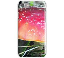 deadly toadstool iPhone Case/Skin