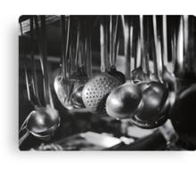 Ladles & Spoons Canvas Print