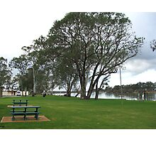 River's Foreshore Photographic Print