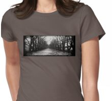 The Shortcut  Womens Fitted T-Shirt