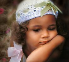Milena is Sad... by Sandra Guzman