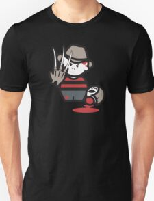 Freddy Krueger Nightmare on Elm Street Cartoon T-Shirt