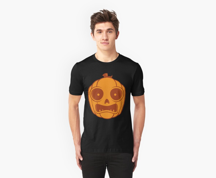 Halloween Jack-O-Lantern by fizzgig