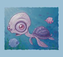 Sea Turtle by fizzgig