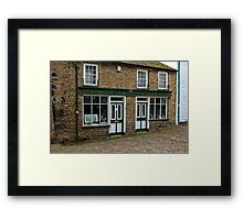 Fountain Gallery  - Dent,Yorks Dales. Framed Print