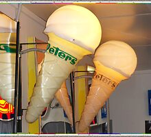 Peters Ice-Cream Lights by judygal