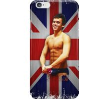 Tom Daley and Union Jack iPhone Case/Skin