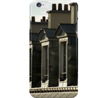 Rooftop Row iPhone Case/Skin