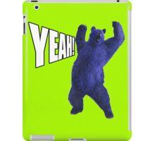 Yeah Bear iPad Case/Skin