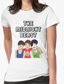The Midnight Beast Womens Fitted T-Shirt
