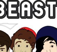 The Midnight Beast Sticker