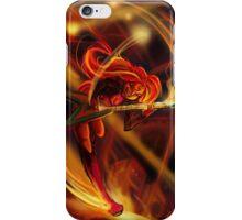 Sunset Eruption iPhone Case/Skin