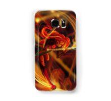 Sunset Eruption Samsung Galaxy Case/Skin