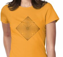 Music Of The Spheres Womens Fitted T-Shirt
