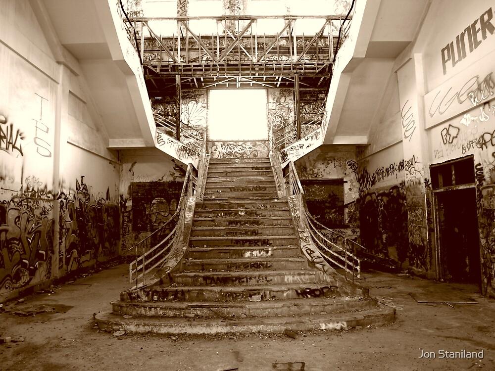 Stair Way To... by Jon Staniland