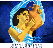Aquarius by Daniel Loveday