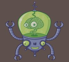 Brainbot Robot with Brain by fizzgig