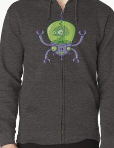 Brainbot Robot with Brain T-Shirt
