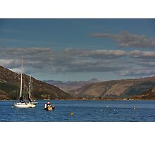 Plockton Bay, Scotland Photographic Print